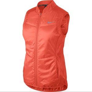 Nike Dri-Fit Polyfill Vest, Nike Running, Large